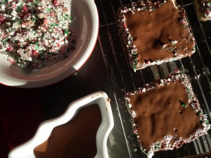 Chocolate Bottom