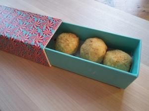 Cherry Balls in a Box
