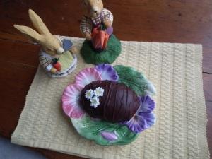 Vanilla Marshmallow Easter Egg