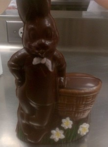Mr Easter Bunny!