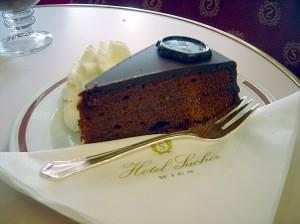 Famous Sacher Torte