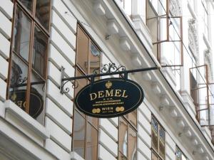 Famous Demel Cafe