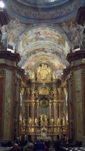 Church at Melk Abby