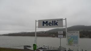 Melk dock